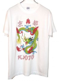 SCROW ART/Souvenir Dragon Tee